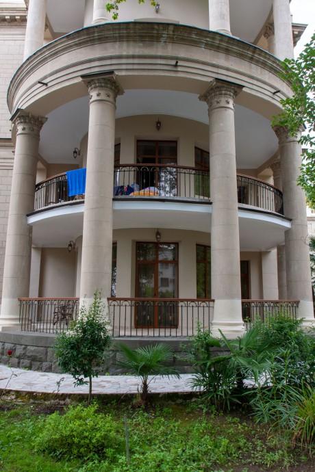 Пансионаты Абхазии 50-х